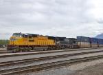 UP 4348 & NS 8752