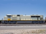 Union Pacific 1988 MTK Heritage Unit in Primer