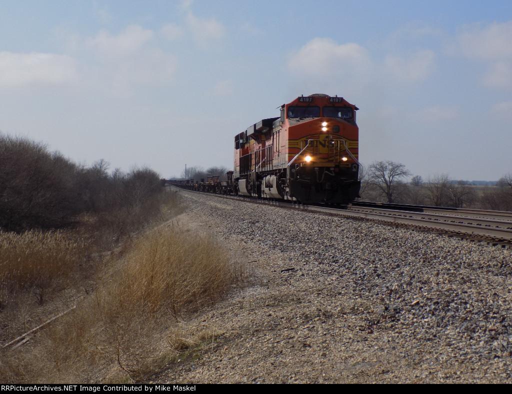 BNSF 4197