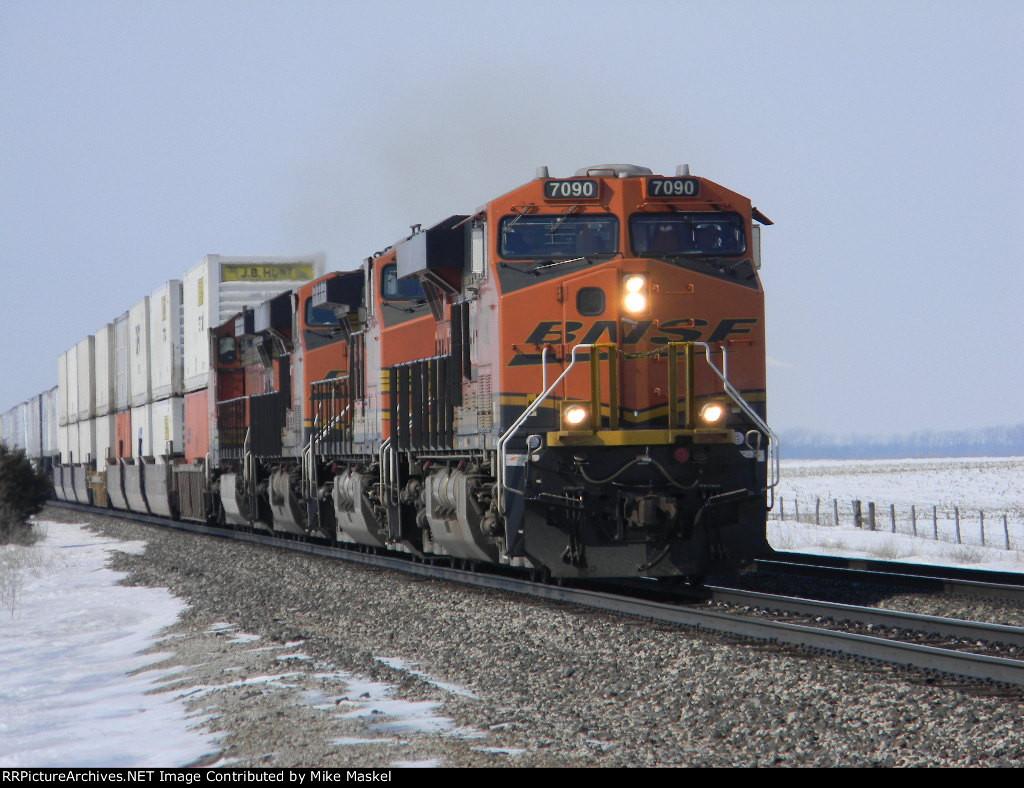 BNSF 7090