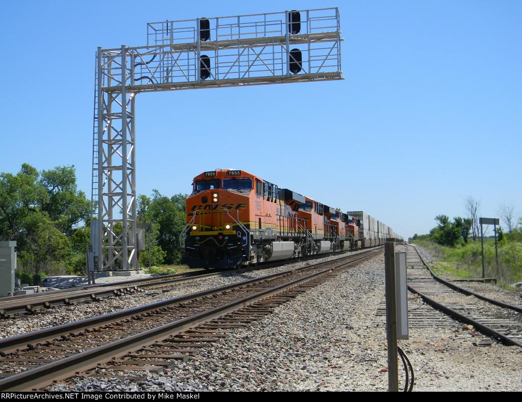 BNSF 7855