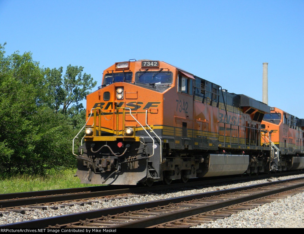 BNSF 7342