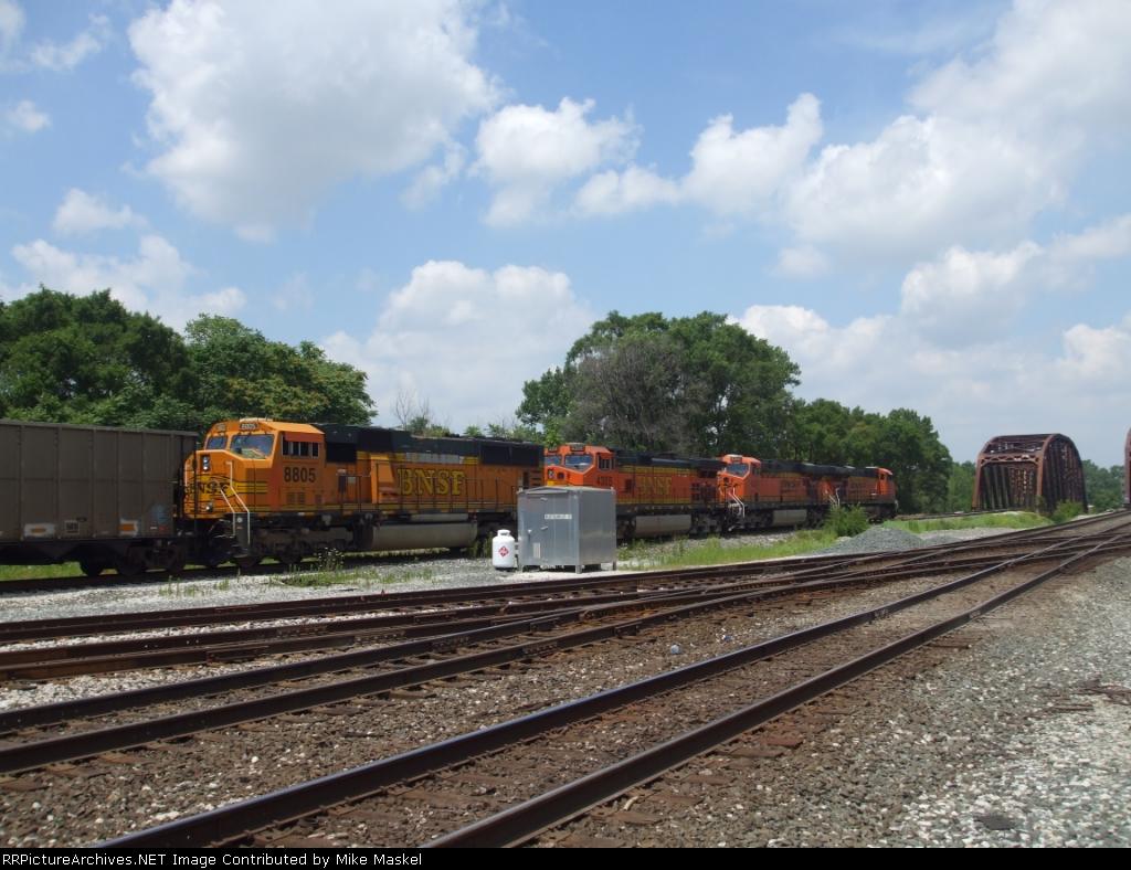 BNSF 6067