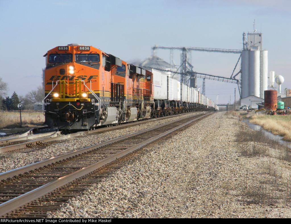 BNSF 6636