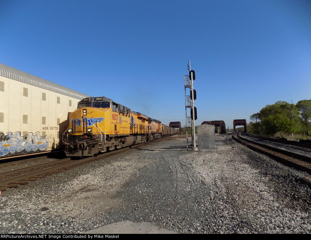 UP 8037
