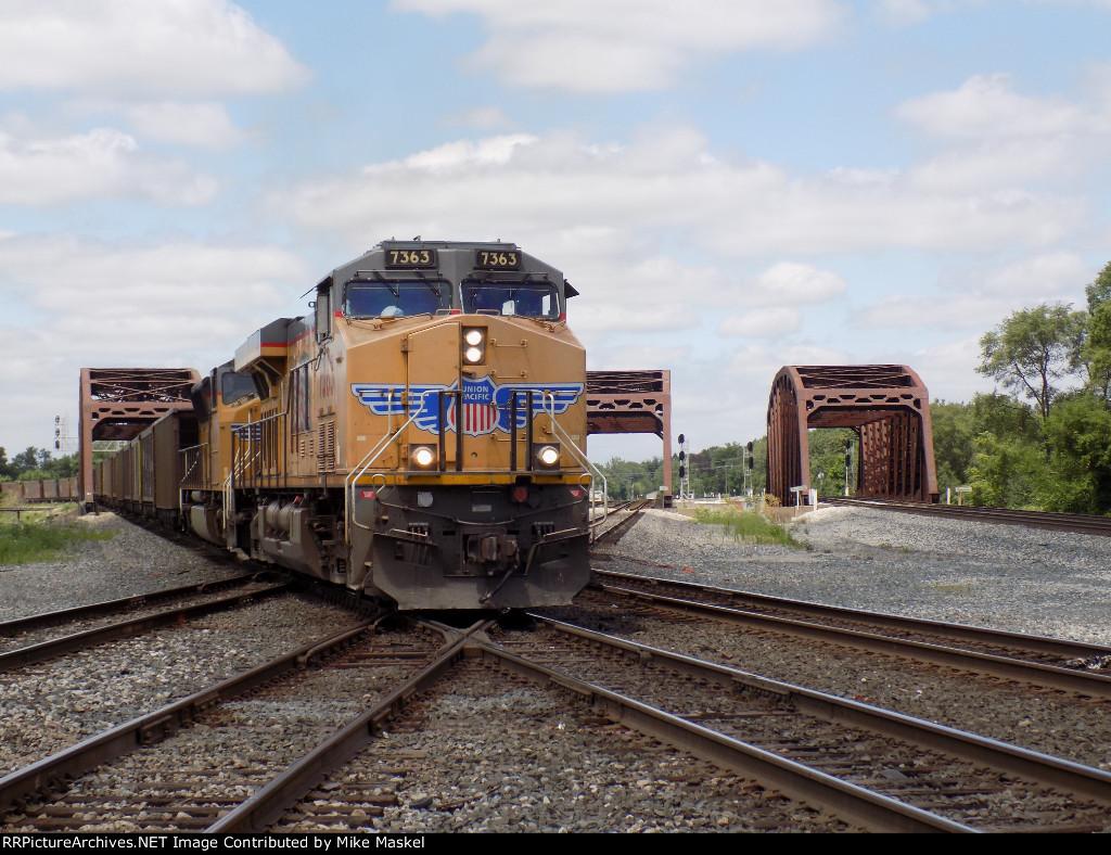 UP 7363