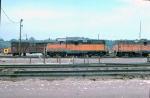 1009-07 MILW 995 at Pigs Eye Yard