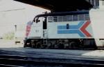 1017-08 AMTK 345 at Mpls GN Depot