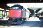 1017-11 AMTK 345 at Mpls GN Depot