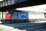 1017-12 AMTK 345 at Mpls GN Depot