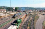 1022-07 BN Daytons Bluff Yard