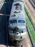 1022-08 BN 768 at Daytons Bluff Yard