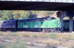 1022-23 BN 668 at Daytons Bluff Yard