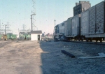 1028-06 Eastbound MN&S Northtown transfer at BN Lyndale Yard