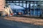 1031-26 Westbound MILW freight at Chestnut Street