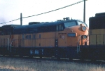 1031-28 Westbound MILW freight at Chestnut Street