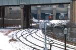 1032-11 Amtrak coach-only Twin City Hiawatha departs Mpls GN Depot