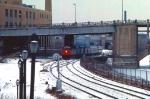 1032-15 Amtrak coach-only Twin City Hiawatha departs Mpls GN Depot