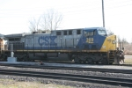 CSX 369 (love this number)