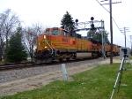 BNSF 4649