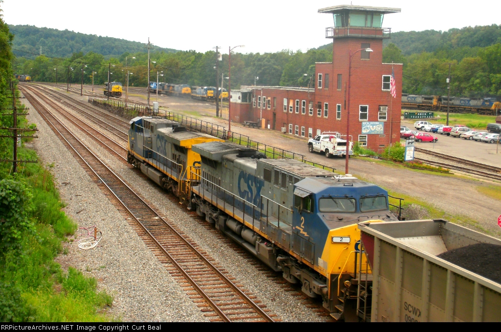 CSX 1 and 2