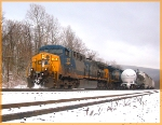 CSX 127 and 290