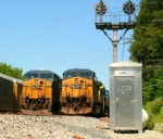 CSX 5441 and 103