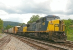 CSX 7389 and 7308