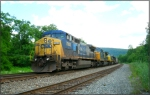 CSX 7805, 7319, and 7308