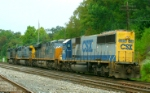 CSX 8507, 949, 2 others