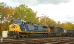 CSX 2 and 585