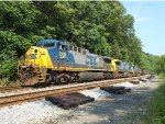 CSX 240, 5, and 42 (2)