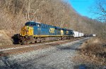 CSX 5215 and 5277