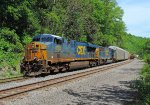 CSX 5322 and 8735
