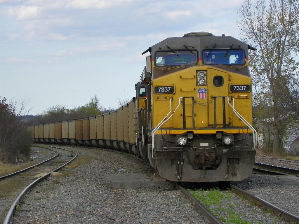 UP C60AC 7337