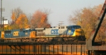 CSX 358 and 8753