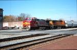 BNSF 517 & BNSF 559