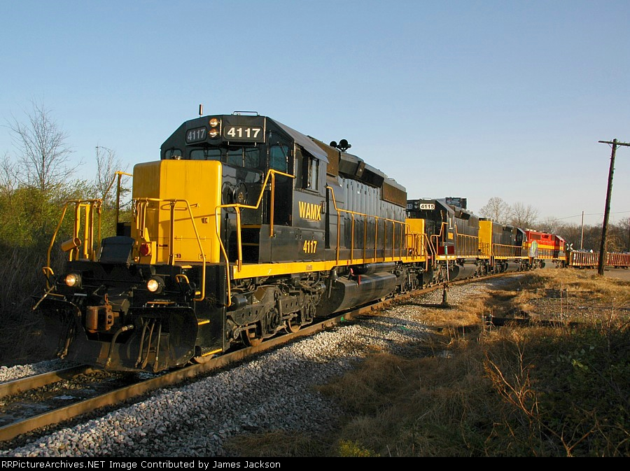 Alabama Southern /CSX Z776