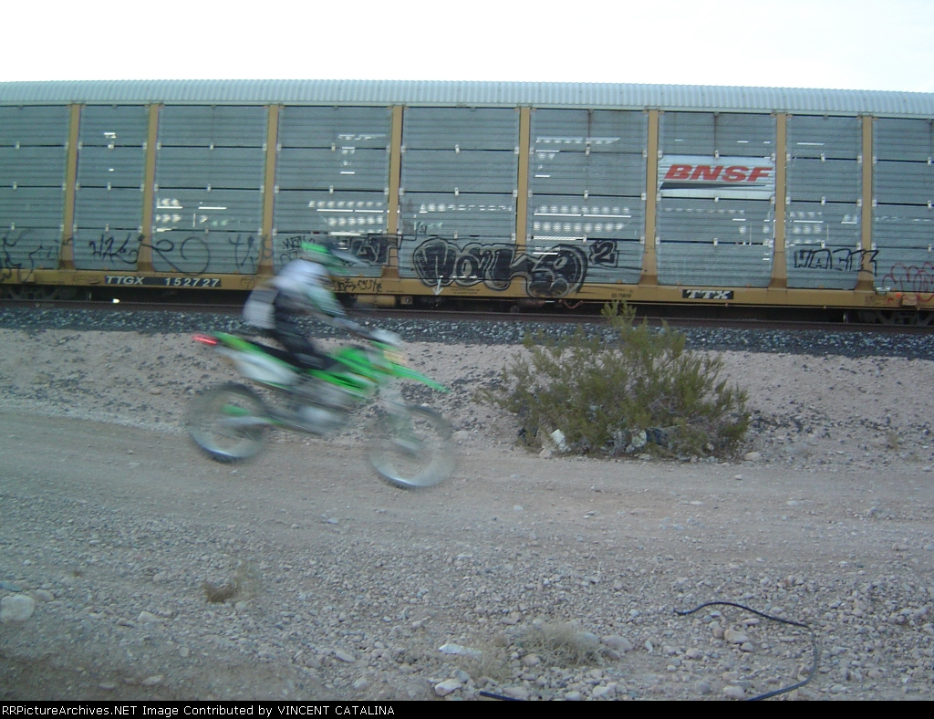Chasing Trains