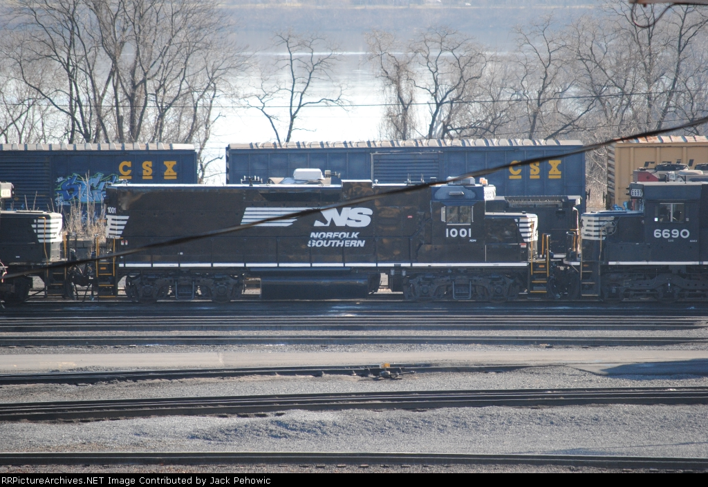 NS 1001 New RCP4!!