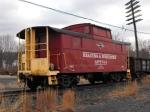 R&N 477514 caboose
