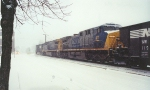 630 heading North in snow