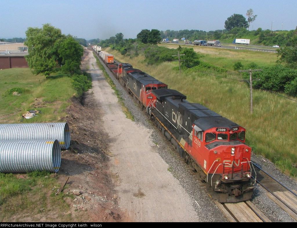 CN 2509 & CN 2446