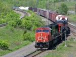 CN 5780 & CN  2652