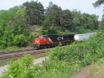CN 2609 with the Triple Crown Service