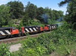 CN 5550, CN 4109 & CN 4111
