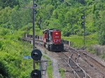 CN 5654 Waiting for the signal change