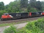 CN 5663 & CN 2537
