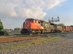 CN 5635 & GCFX 6051
