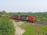 CN 4018 & CN 7082 AT BAYVIEW JUNCTION